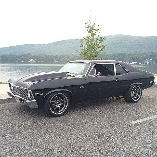 Chevy Nova, Vintage Muscle Cars
