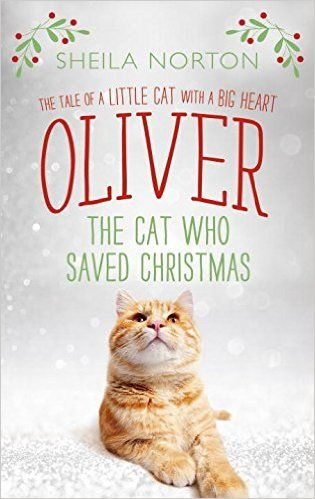 A heartwarming tale of a cat who saves Christmas for an entire