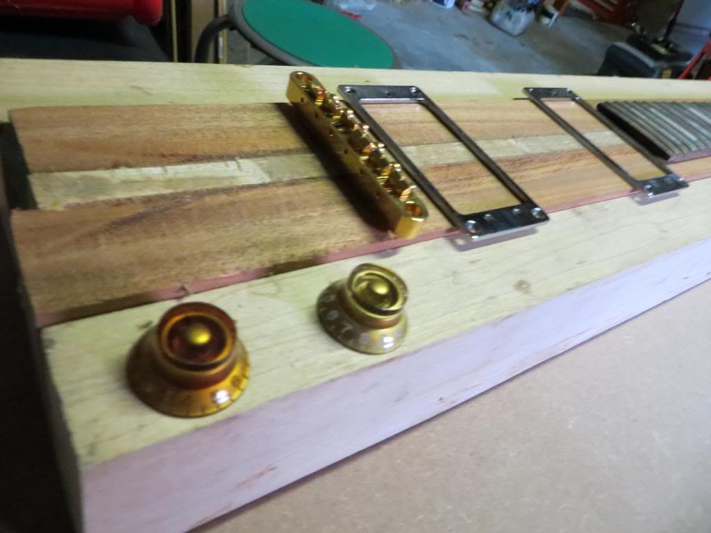 My Diy Lap Steel Build The Paddle Steel Lap Steel Steel