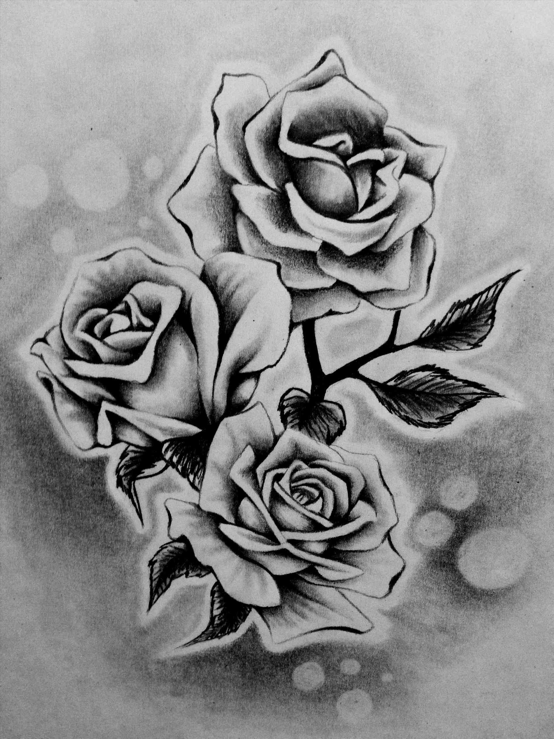Image result for drawing a rose Realistic Realistic rose