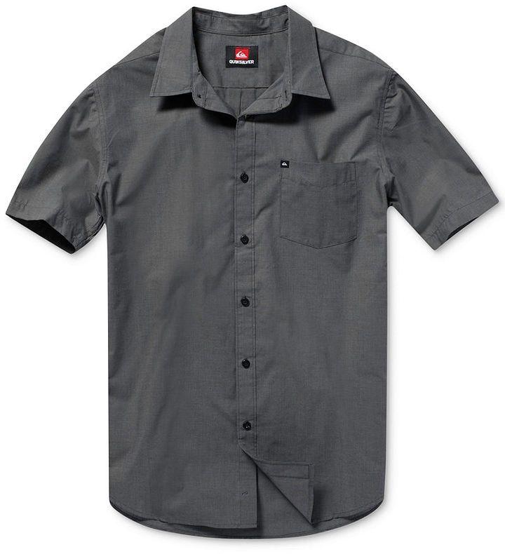 Quiksilver Fresh Breather Short Sleeve Woven Shirt