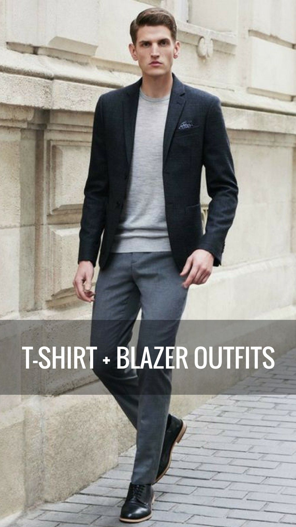 extraordinary casual outfit with blazer men for women