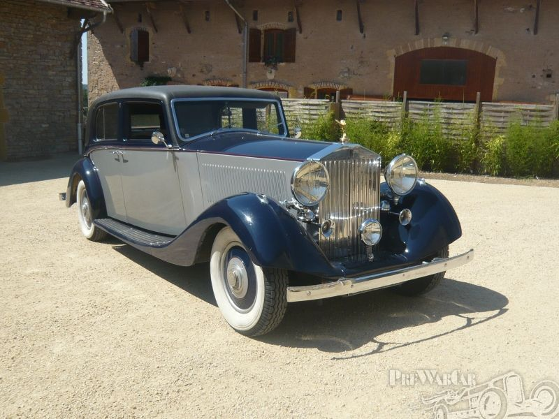 Rolls Royce Phantom Iii Binder 1937 Rolls Royce Motor Cars