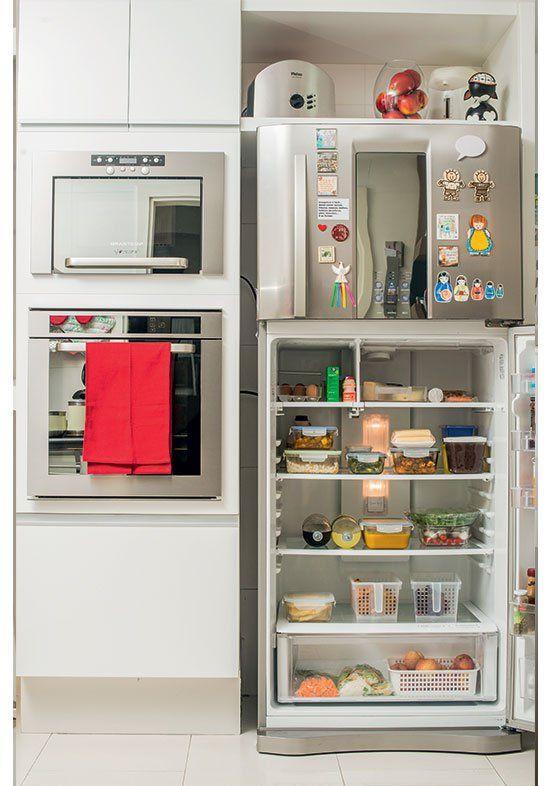 5 Truques Para Organizar A Cozinha Cozinha Organizacao De