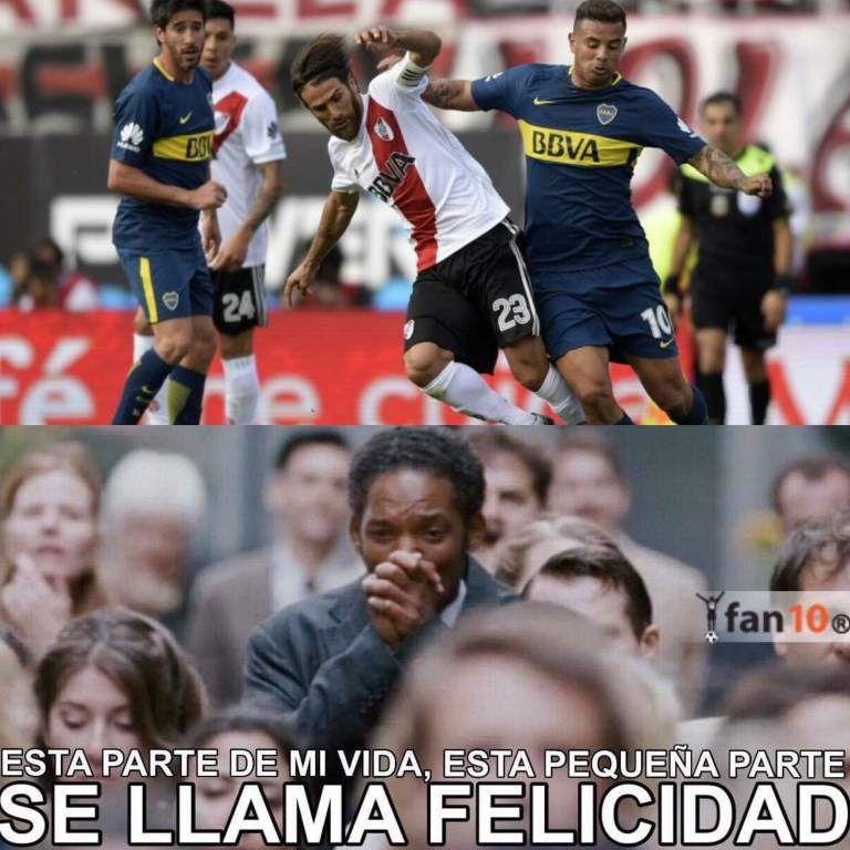 Foto 3 Los Mejores Memes De La Final Boca Juniors River Plate En La Copa Libertadores Diario La Prensa Boca Juniors Cargadas A Boca River Plate Camiseta