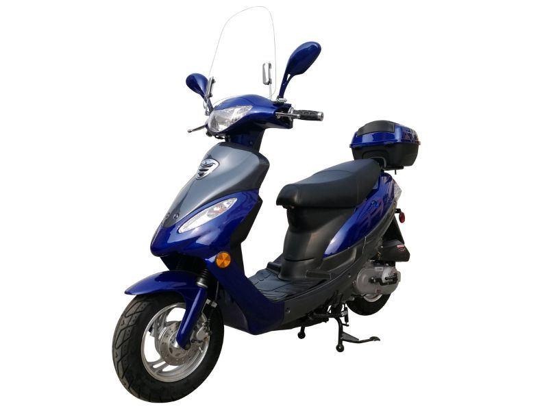 Icebear Rocket X - Scooter 50cc   Products   Scooter 50cc