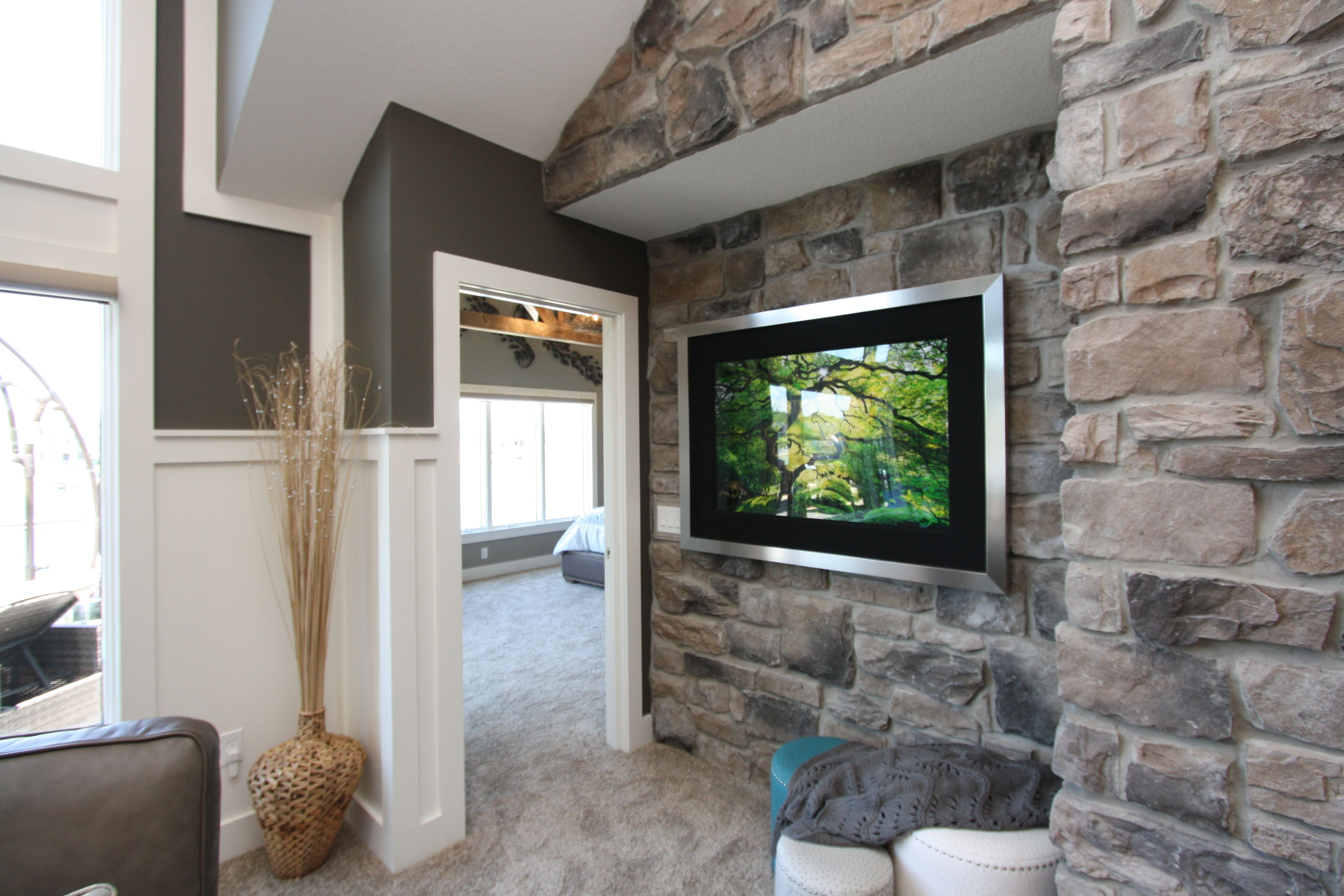 lowes for stone canada rock stacked interior exterior panels siding wall faux walls