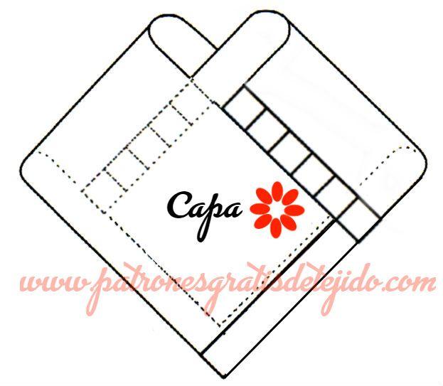 Pin de charo en CHALINAS | Pinterest | Ensambles, Dos agujas y ...