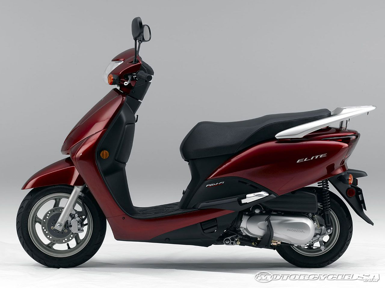 Honda Elite scooter  Vespa and Other Scooters  Pinterest  Honda