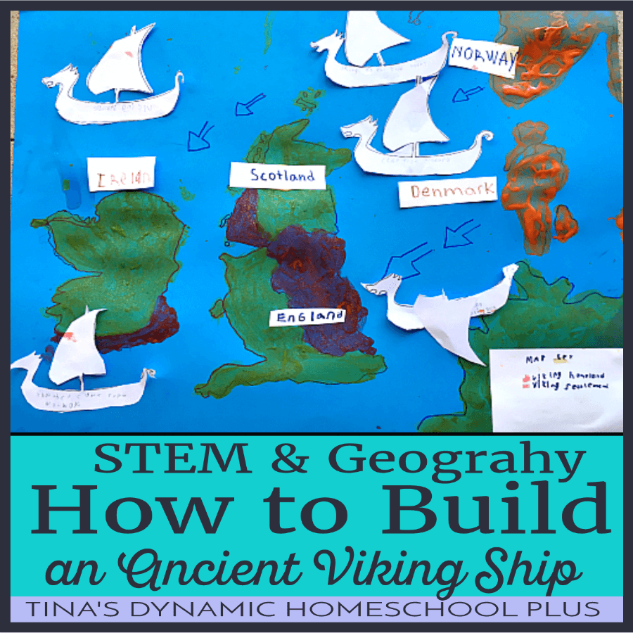 Photo of Making a Viking Ship with STEM and Geography – Homeschool Giveaways