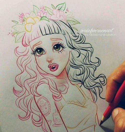 Melanie Martinez Melanie Martinez Desenhos Desenhos Aleatorios