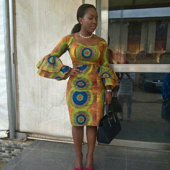 short african dresses