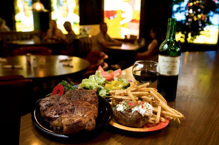 Steak House In San Angelo Tx