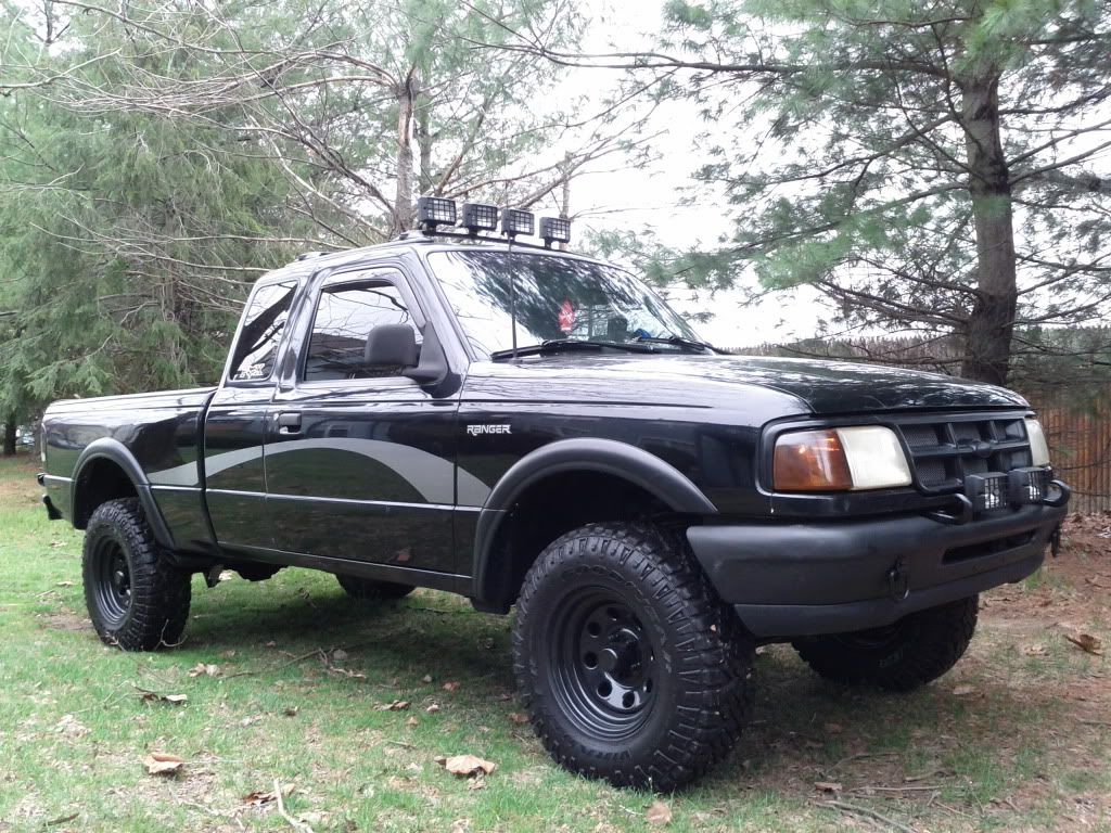 Let S See Those Lifted Rangers Page 13 Ford Ranger Forum