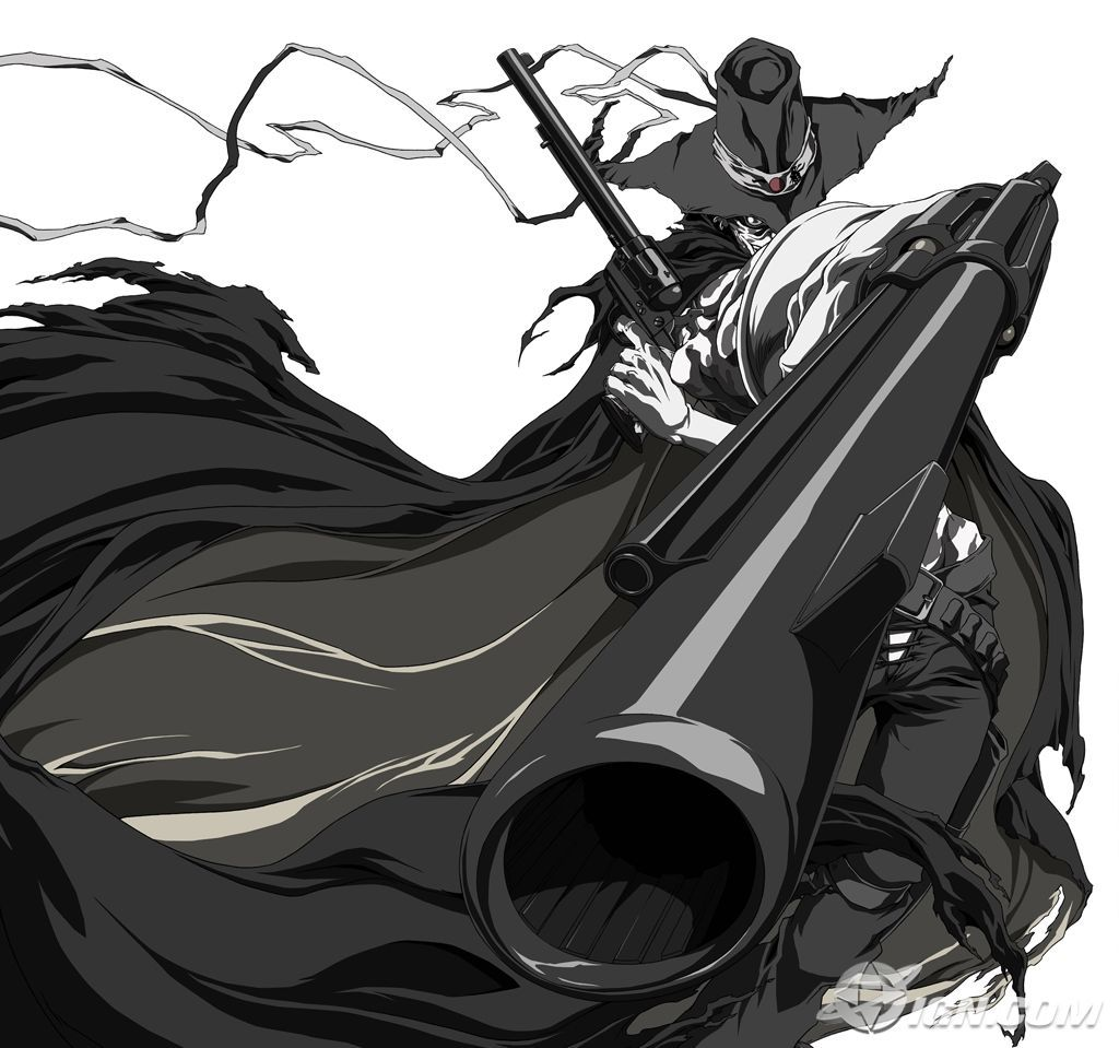 Afro samurai n... Ninja