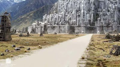 Architects Are Actually Trying To Build Minas Tirith From Lord Of
