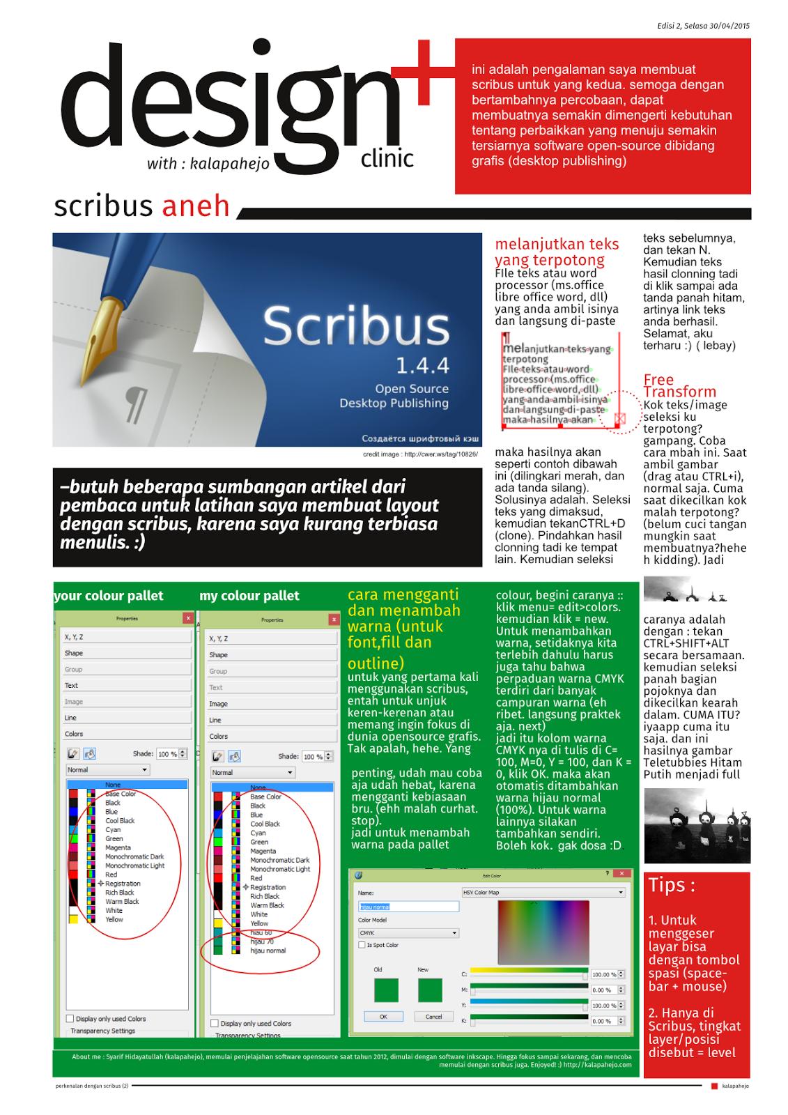 Inkscape pdf tutorial bahasa indonesia