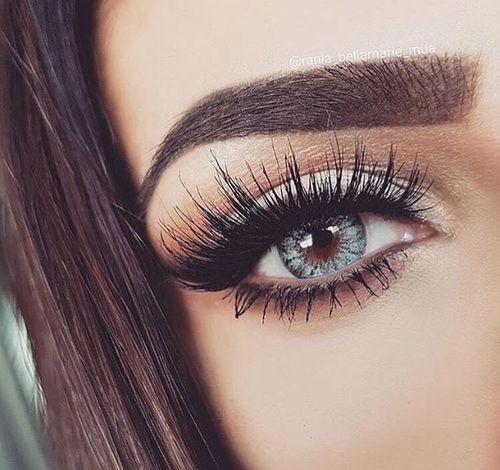 Imagem de eyes, makeup, and beauty