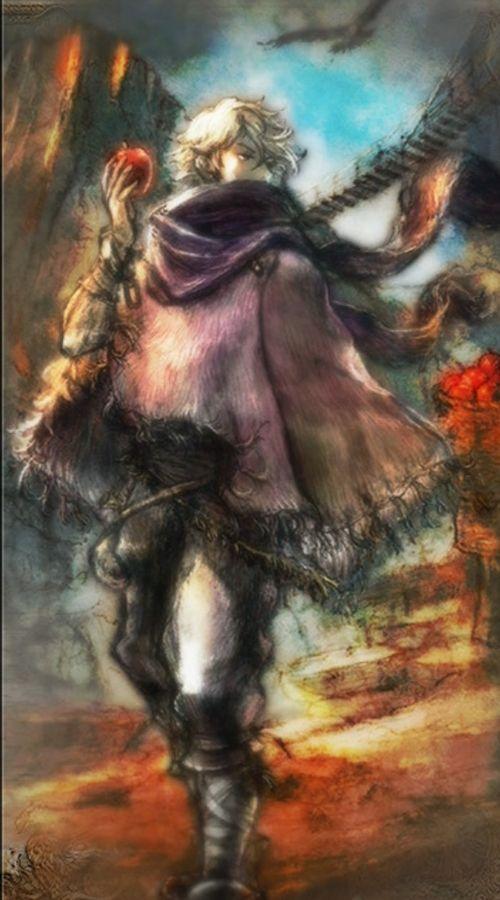 Therion - Octopath Traveler | Octopath traveler, Traveler ...