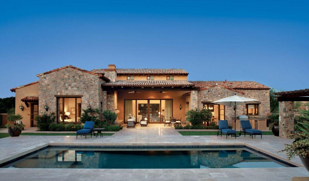casas estilo mediterraneo   Patios   Pinterest   Mediterranean ...