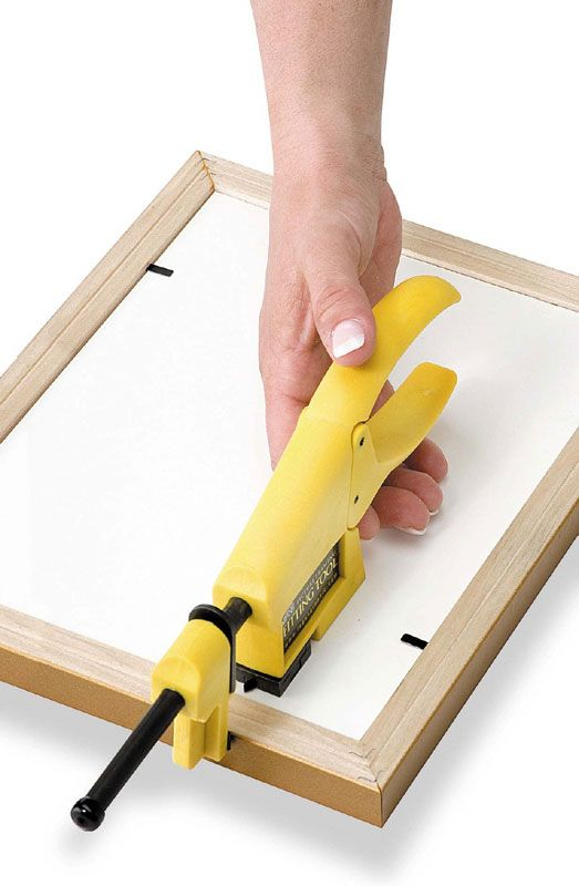 Framing Tool. I need one of these to re-use the vintage frames I ...