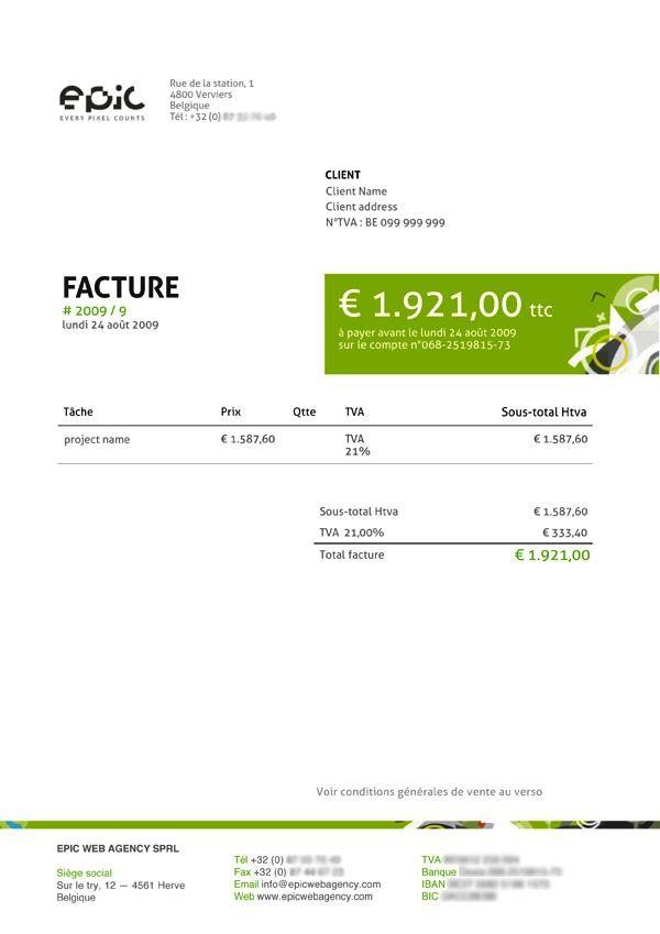 Contoh Desain Invoice Faktur Tagihan 05 Invoice Template Designs - travel invoices