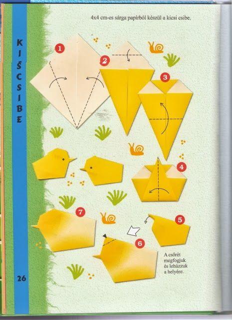 pin von l wenzahn auf faltbar origami anleitungen origami und bastelideen kinder. Black Bedroom Furniture Sets. Home Design Ideas