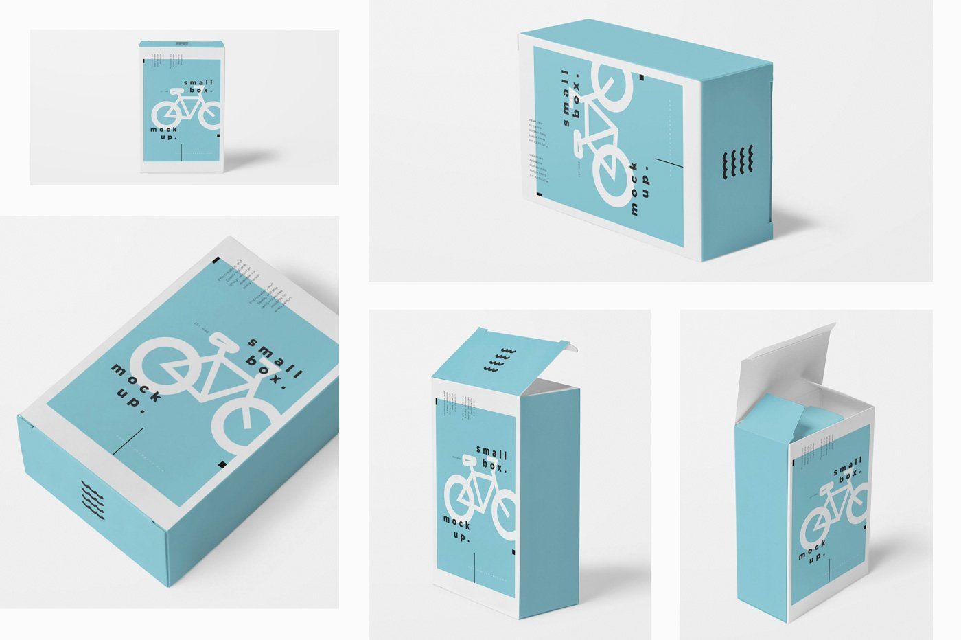 Download Small Cardboard Box Mockups Cardboard Box Box Mockup Soap Boxes