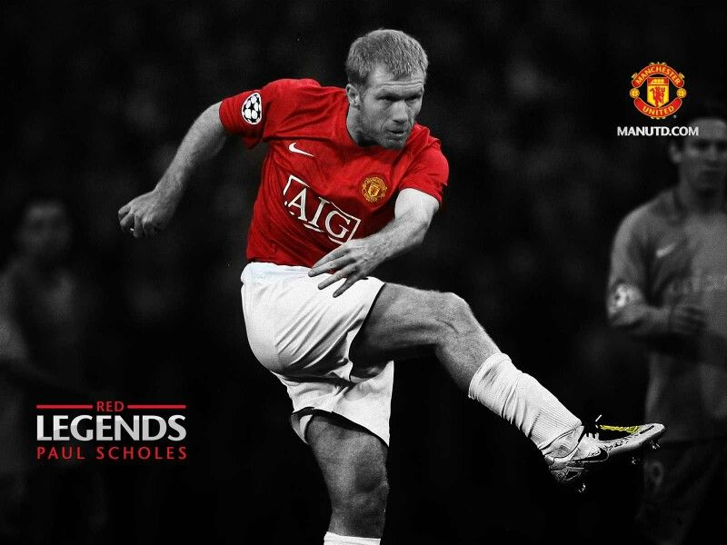 ManchesterUnited, Paul Scholes
