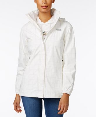 THE NORTH FACE The North Face Resolve Mesh-Lined Hooded Raincoat. #thenorthface #cloth # jackets