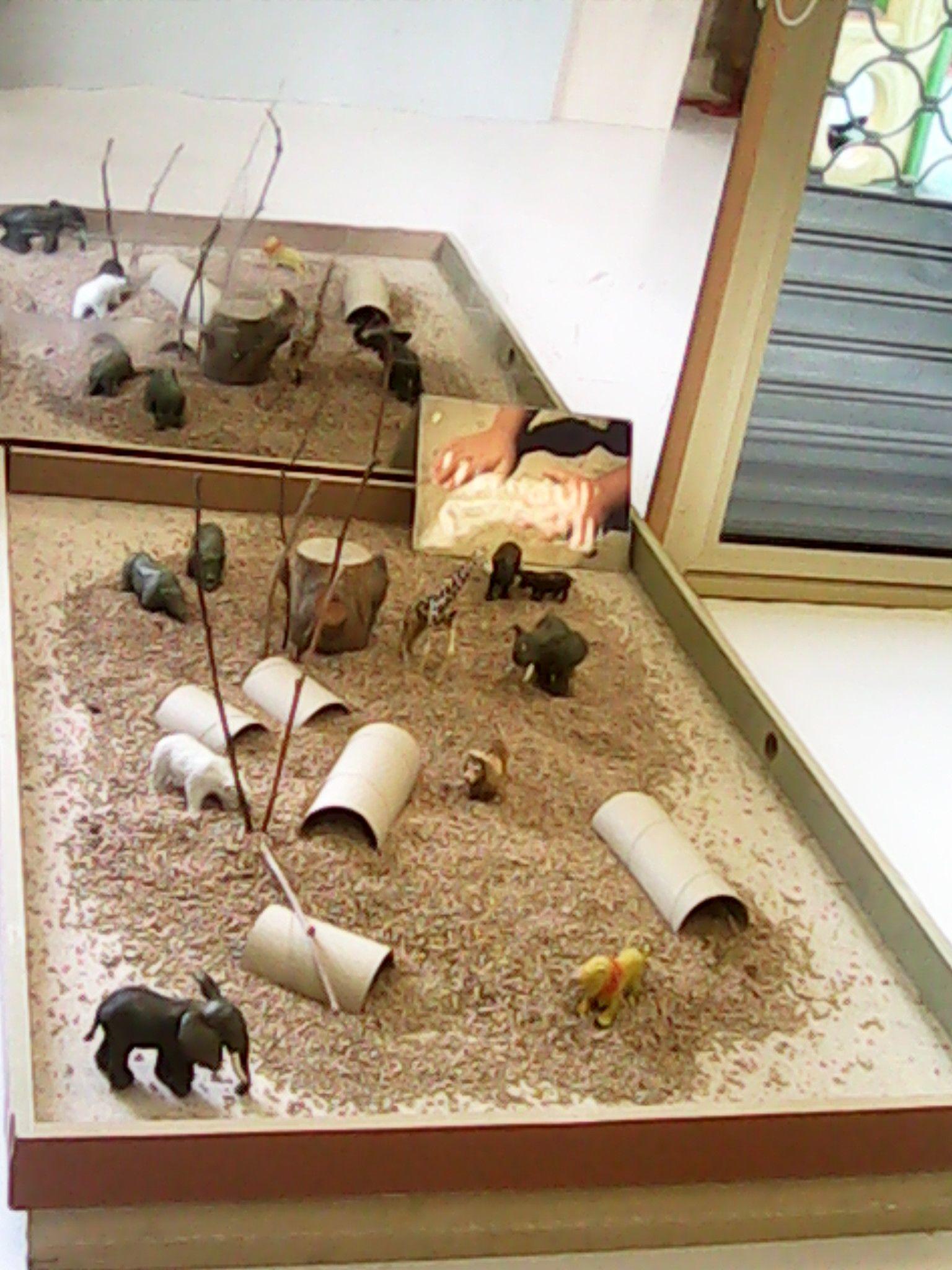 Small World Play Zoo Preschool Stuff World Play