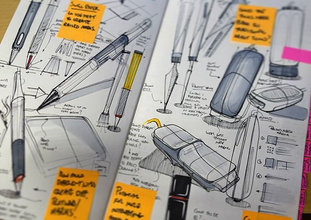 Some Others From The Same Project Logbook Merry Christmas Eve Industrialdesign Industrialdesigner Idsketching Productdesi Industrial Design Sketch Industrial Design Portfolio Industrial Design