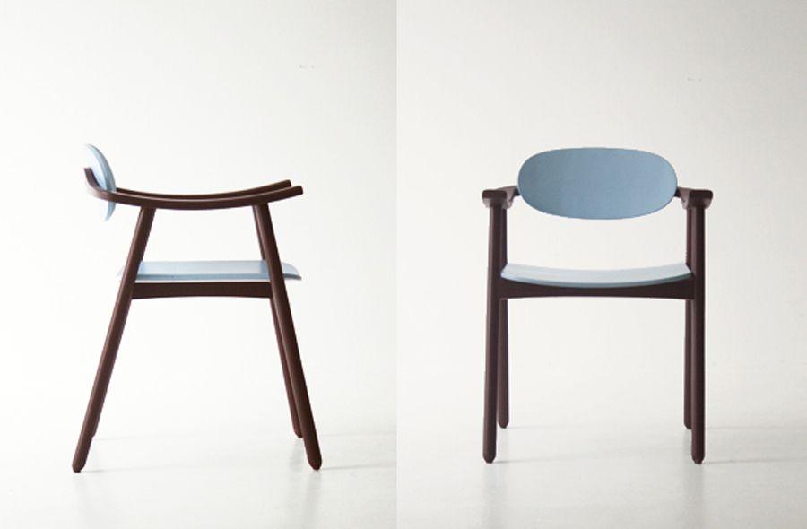 Superieur Chair Japanese Contemporary | Zi Ut Chair, Modern Wooden Dining Chair Design  By Heera Jeong | Modern .