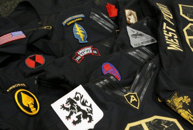 "Cadets will honor units, veterans, and family members during the Army-Navy Game this year by wearing patches with special meaning. Running back Kelechi Odocha '13 will wear a 2nd Ranger Company patch to honor his mentor. The 2nd Ranger Company was the first volunteer, segregated, black Airborne Ranger unit commanded by black officers. ""It means a lot to be a senior at the academy and to wear this patch on game day to honor the soldiers who paved the way for me to be able to become an…"