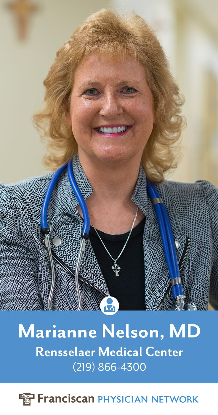 Looking for a primary care doctor? Dr. Marianne Nelson is