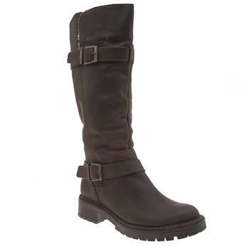 Schuh Brown Pogo Womens Boots There will certainly be a spring in your step this season as schuh sort you out with the Pogo. This perfect A/W calf-length boot arrives in soft brown leather, featuring a faux-shearling lining to kee http://www.MightGet.com/january-2017-13/schuh-brown-pogo-womens-boots.asp