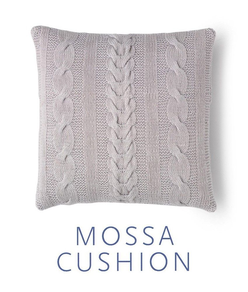 Mossa cushion cover in millamia merino wool patterns mossa cushion cover knitting pattern in millamia merino wool discover more patterns by millamia at loveknitting we stock patterns yarn needles and books bankloansurffo Images