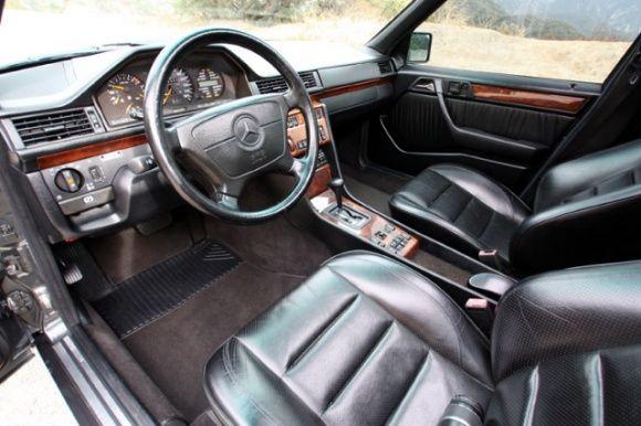 Unafraid Upgraded 1992 Mercedes Benz 500e Mercedes Mercedes