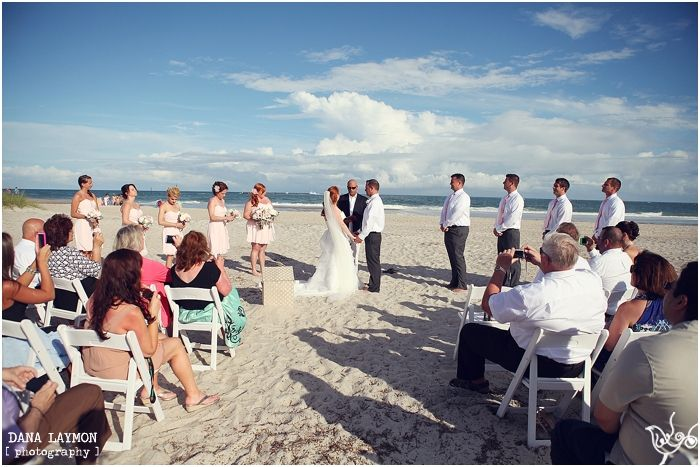 The South End Wrightsville Beach Wilmington Nc Wedding Venue Dana Laymon