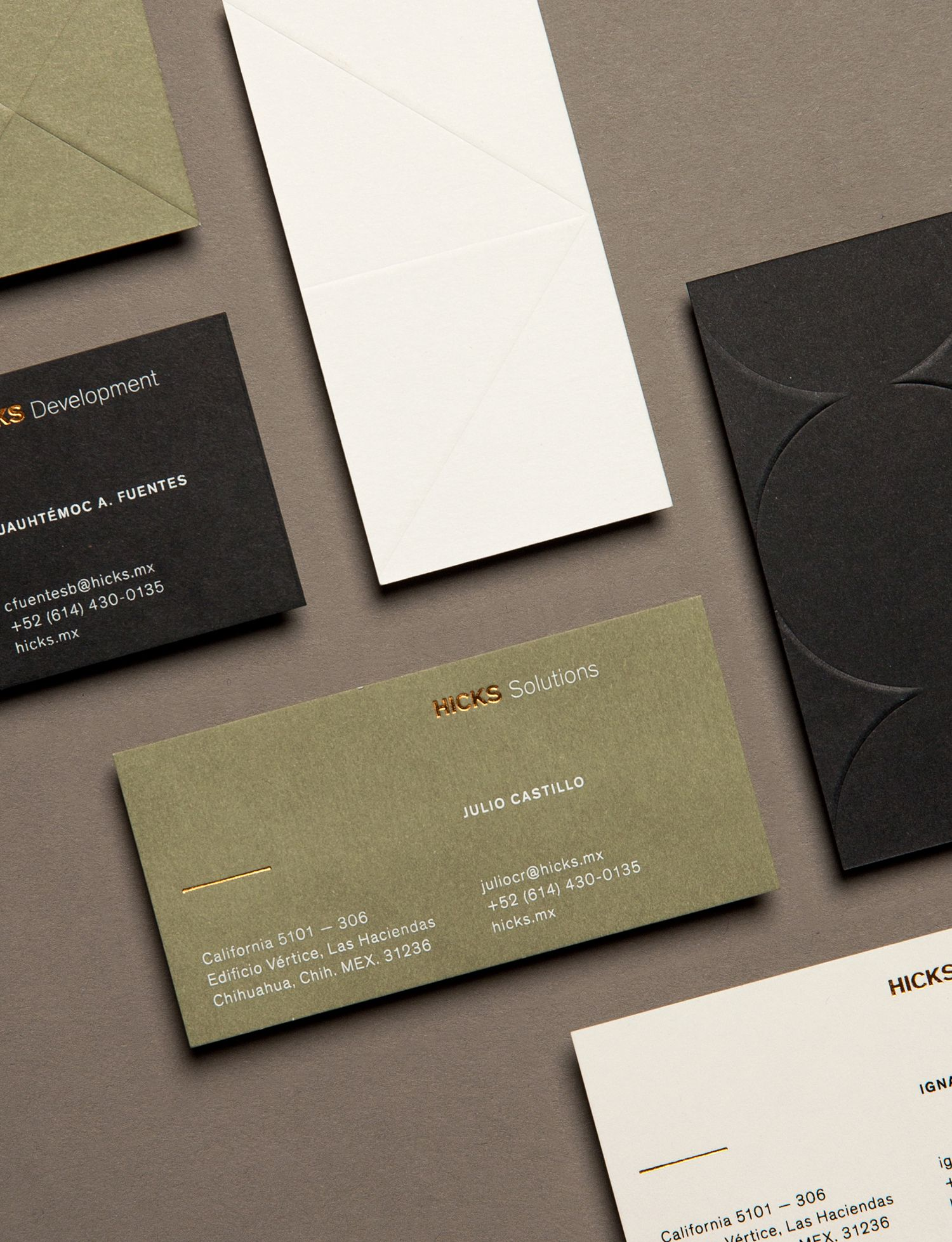 New Brand Identity For Hicks Group Designed By Face Bp O