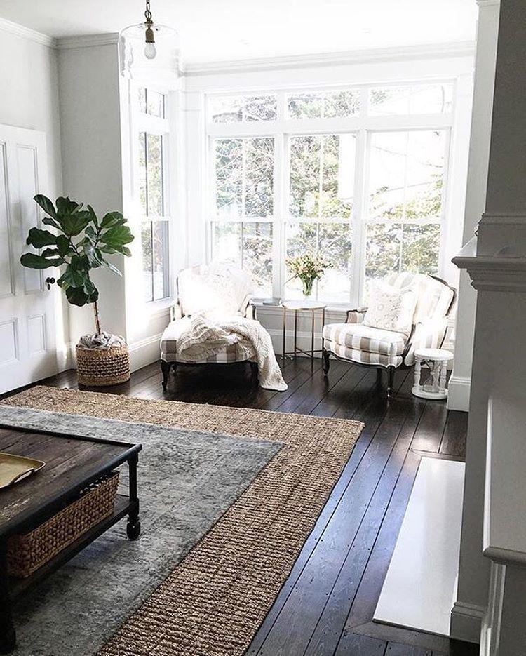 Double Up Rugs For An Interesting Floor Texture One Kings Lane Onekingslane On Instagram Light Layere Modern Rugs Living Room Rugs In Living Room Home