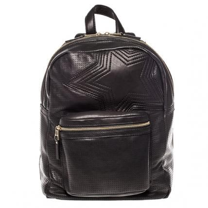 The Complete Guide to Packing for Coachella 2015 - Ash Perforated Leather  Backpack from  InStyle a9dac187c792b