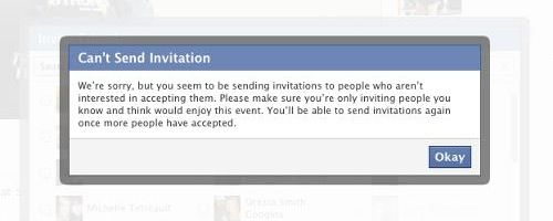 Facebook is cracking down on Event invites here are 4 ways to