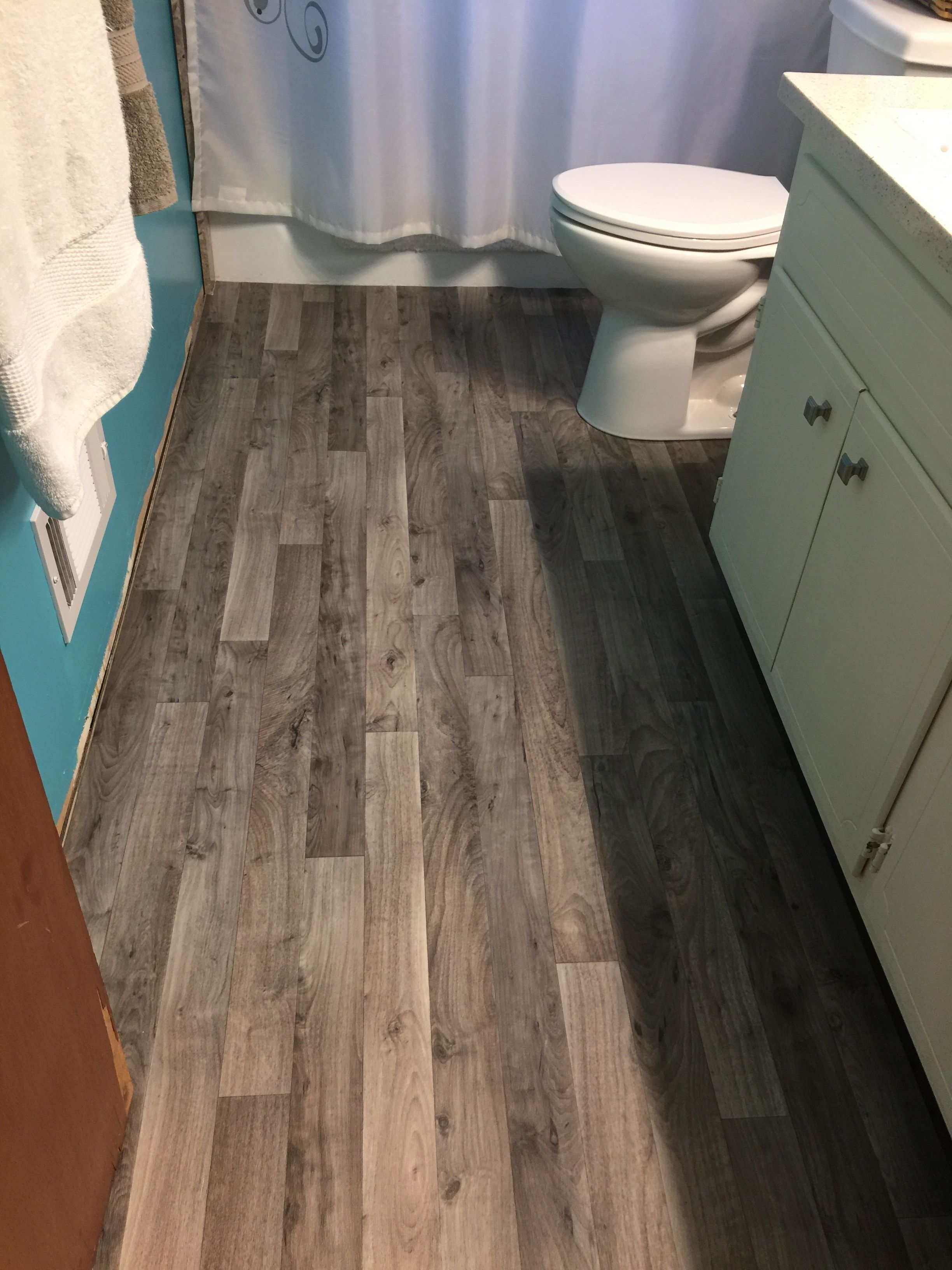 IVC Impact sheet vinyl flooring Midland Timber, Menards I