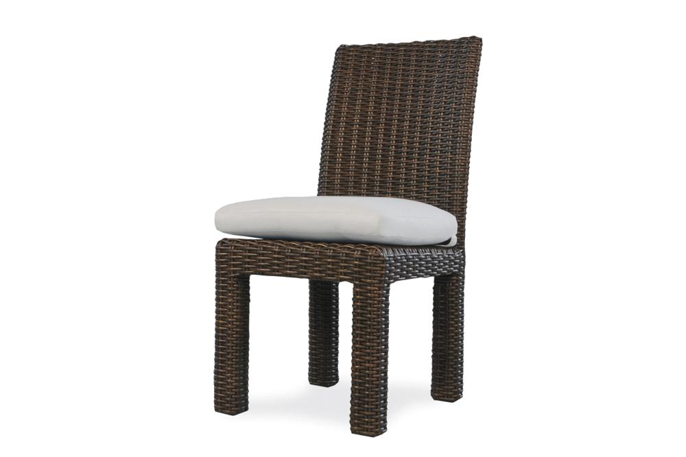 Lloyd Flanders Mesa Armless Dining Chair  Item 298007 U2013 Sunniland Patio    Patio Furniture And Spas In Boca Raton