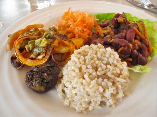 ricette menu dieta macrobiotica