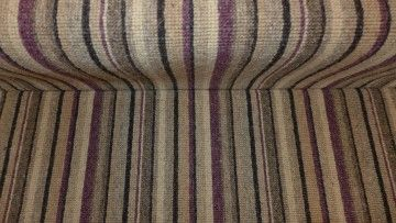 Best Striped Stair Carpet With Purple Highlights Carpet 400 x 300