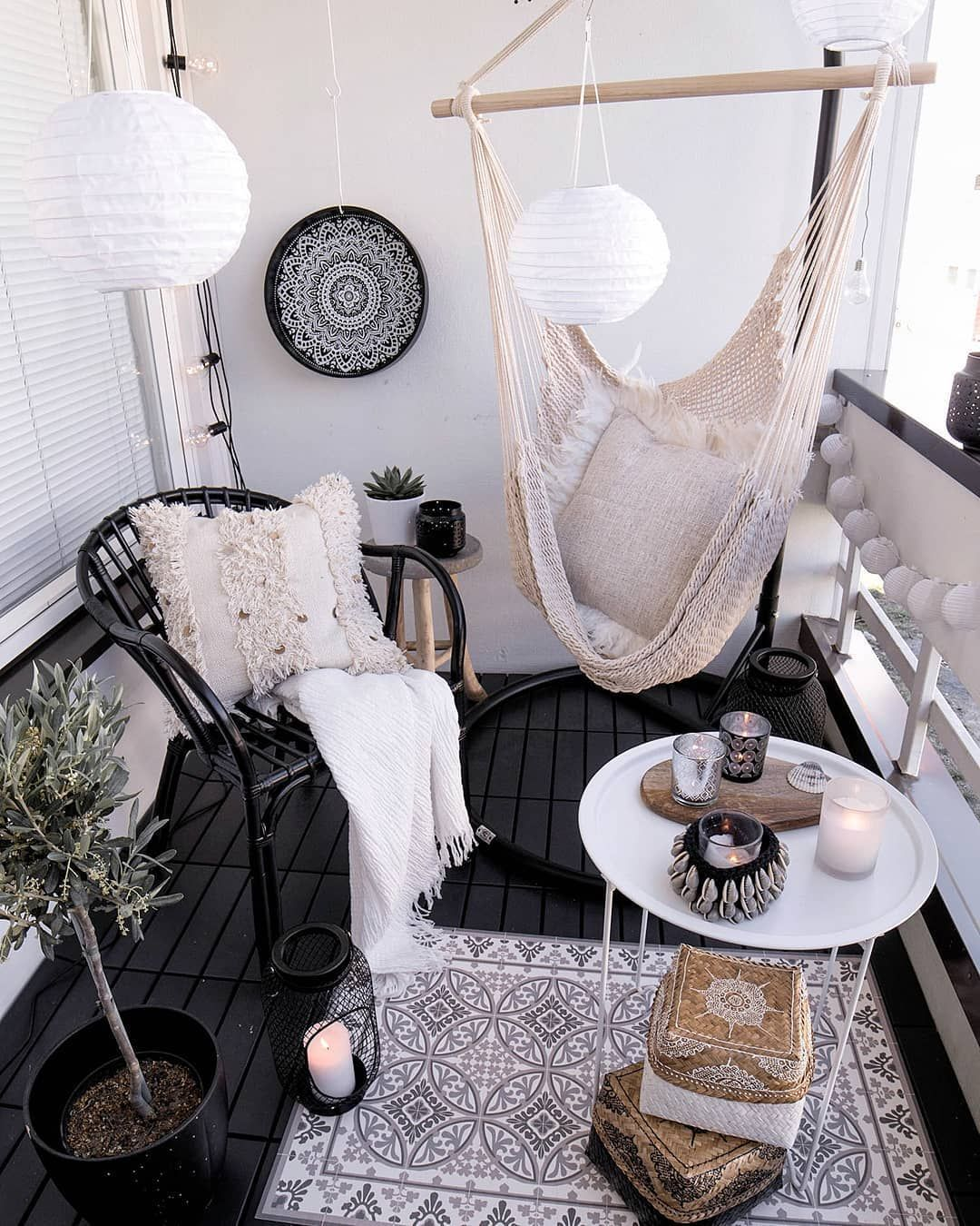 Photo of The balcony jungle – tips and tricks for designing your own balcony – sisterMAG …