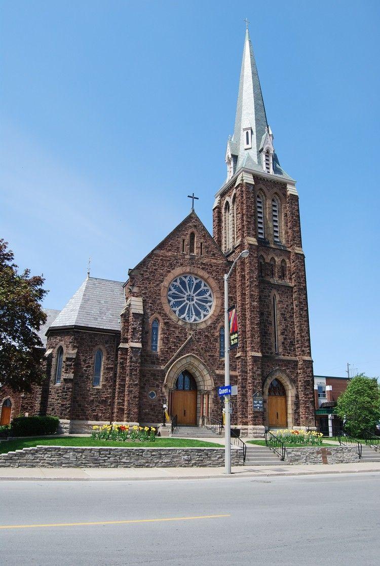 St. Patrick's Roman Catholic Church, 4673 Victoria Avenue, Niagara Falls, ON