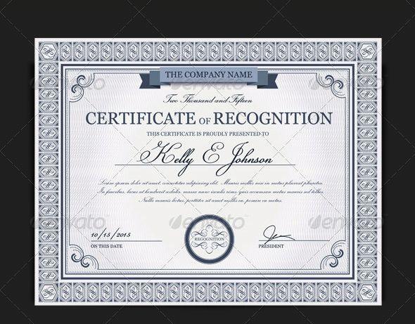 Contoh Desain Sertifikat Ijazah Penghargaan jvhjfhfg Certificate